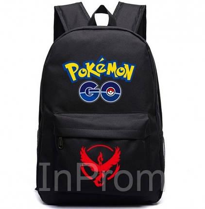 Рюкзак Pokemon Go Red, фото 2