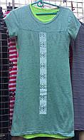 Женское платье туника летнее (разные модели)