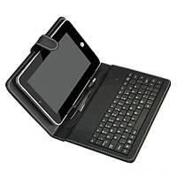 """Чехол для планшета с клавиатурой 7"""""""