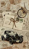 Пакет подарочный бумажный малый 11х18х6 (21-052)