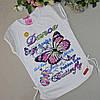"""Футболка для девочки 9-12 лет, """"Bittos"""", Турция.  Детские футболки, футболки для девочек летние"""