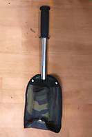 Лопата-кирка туристическая  с чехлом