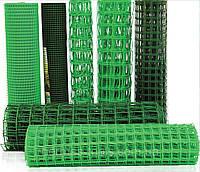 Садовая решетка яч.13*13мм х1м пластик 20м/рул Sequoia сетка садовая для ограждений, для птиц