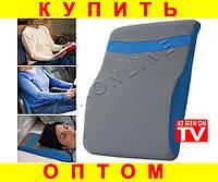 Массажная подушка для ног и спины Miyashi