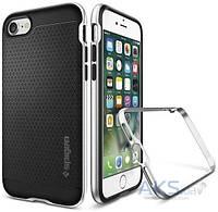 Чехол SGP Case Neo Hybrid Apple iPhone 7 Satin Silver (SGP-042CS20520)