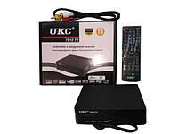 Тюнер DVB-T2 7810  с возможность подключения WIFI адаптера