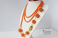 Лариат персиковый, фото 1