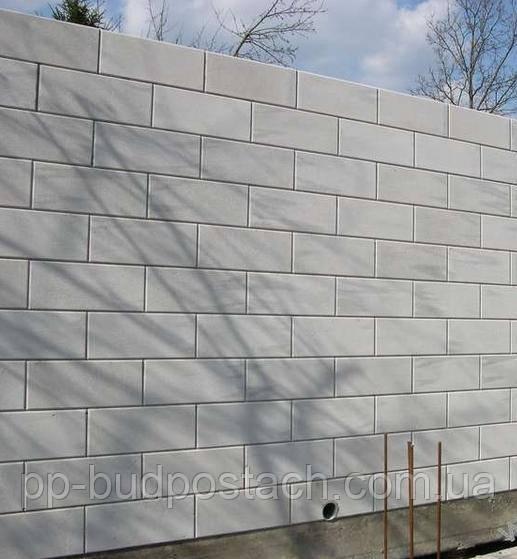 Газосилікат стіновий