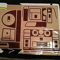 Декор салона Transporter T-5 (03-10). 30 елементів.