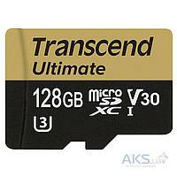 Карта памяти Transcend microSDXC 128GB UHS-I U3 MLC (R95,W60MB/s)