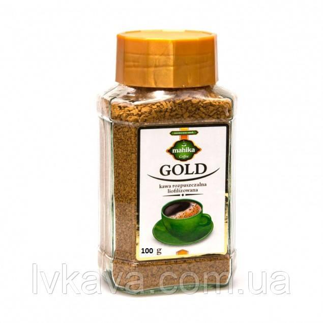 Кофе растворимый Mahika Gold, 100 гр