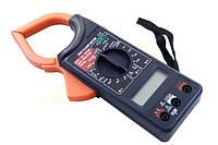 Тестер + токоизмерительные клещи 266C + ПОДАРОК: Держатель для телефонa L-301