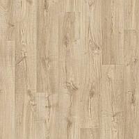 Quick-Step PUCP40087 Дуб Осень, светлый, натуральный, виниловый пол Livyn Pulse Click Plus