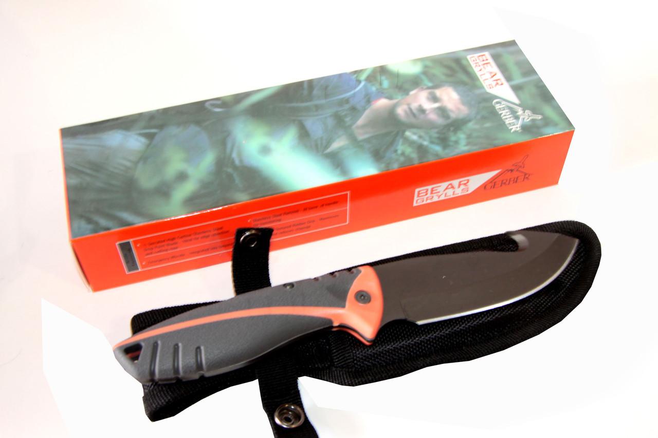 Нож Gerber U-11 + ПОДАРОК: Держатель для телефонa L-301