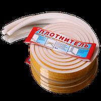 Уплотнитель Поролон ДВЕРЬ (одна полоска самоклейка)/120шт в уп./