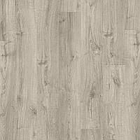 Quick-Step PUCP40089 Дуб Осень, теплый серый, виниловый пол Livyn Pulse Click Plus, фото 1