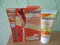 Фундизол, крем при грибковых поражениях ногтей и кожи, 30 мл, фото 1