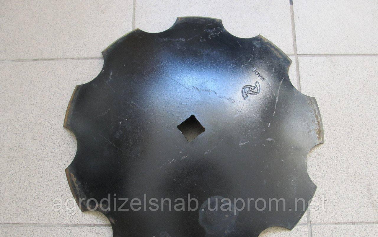 Диск ЛДГ (ромашка) 6 мм  ВА-01.431 - ЧП Шиньковой В.В. в Мелитополе