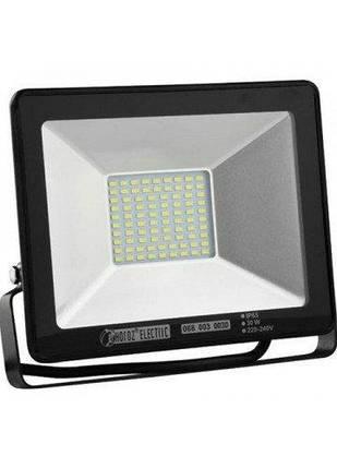 Світлодіодний LED прожектор SMD Horoz Electric Puma-30 30Вт 30W 6400K, 6400K, фото 2
