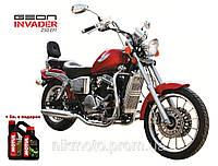 Мотоцикл GEON Invader 250, чоппер 250см3