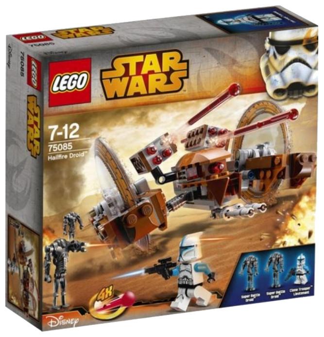 LEGO 75085 LEGO STAR WARS Hailfire Droid Дроид Огненный град (ЛЕГО 75085)