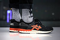 Мужские кроссовки Asics Gel Lyte V City Pack Black/Orange
