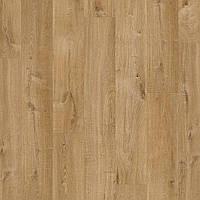 Quick-Step PUCP40104 Дуб Хлопок, натуральный, виниловый пол Livyn Pulse Click Plus