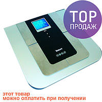 Весы напольные Saturn ST-PS0283 / Стеклянные электронные весы