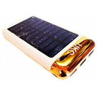Портативный аккумулятор POWER BANK Solar+LED 15000mAh UKC