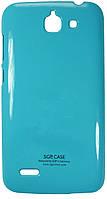 "Чехол для Huawei G730, ""SGP"" Blue, фото 1"