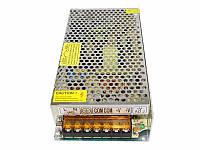 Блок питания для светодиодной ленты металл 100W 12V IP20 160x100x50mm LEMANSO