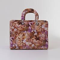 Женская сумка Dior pink angel
