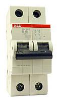 Автоматический выключатель ABB SH202-B 16A