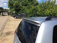 Спойлер багажника під завод Mitsubishi Pajero Sport 2008+ р. в.