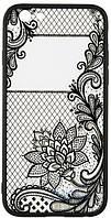 Чехол Rock Tatoo Art Case Apple iPhone 5, iPhone 5S, iPhone SE Magic Flowers