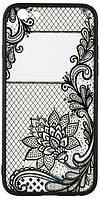 Чехол Rock Tatoo Art Case Apple iPhone 7 Magic Flowers