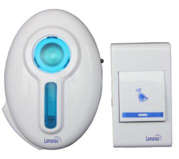 Звонок беспроводный 230V LEMANSO LDB05