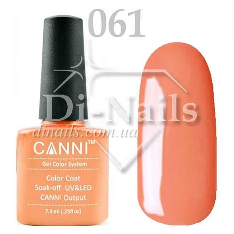 Гель-лак CANNI № 061