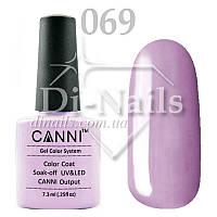 Гель-лак CANNI № 069