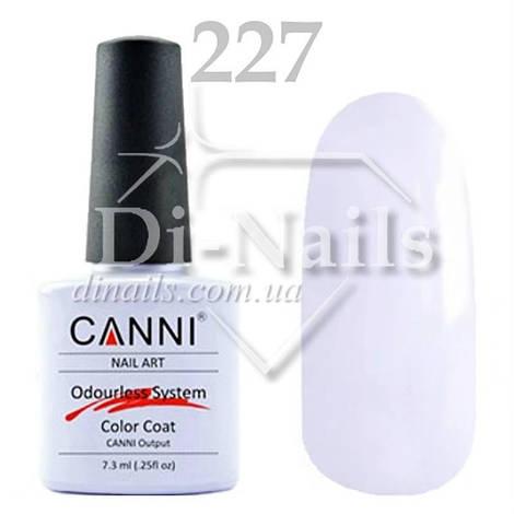 Гель-лак CANNI № 227
