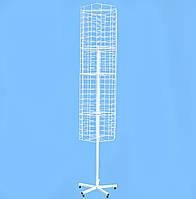 Стойка-вертушка под очки на 144 позиции