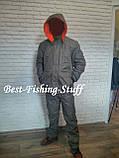 Летний Костюм Тослан на мембране для рыбалки, фото 2