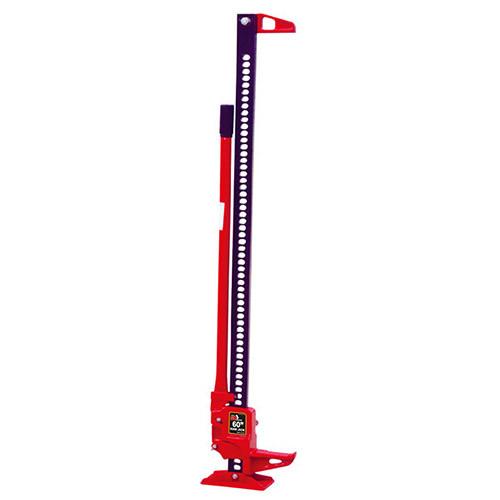 Домкрат реечный 3 тонны 125-1330 мм TORIN TRA8605