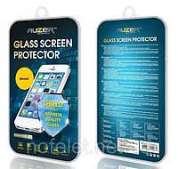 Защитное стекло AUZER Samsung A3 (2017) A320F Full Cover Black