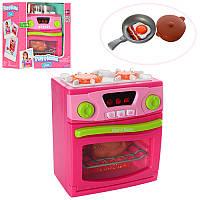 Бытовая техника 21675 плита18 см,звук,свет,посуда,продукты,на бат-ке,в кор-ке,23,5-25-13 см (BOC097719)