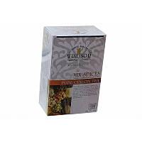 """Чёрный цейлонский чай с добавками специй Windsor """"Mix Spices"""" 100г."""