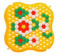 Развивающая игрушка Мозаика мини желтая Тигрес (39112-2)
