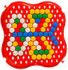 Развивающая игрушка Мозаика мини красная Тигрес (39112-1)