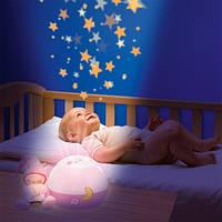 Игрушка проектор Звезды для девочек Chicco (02427.10)