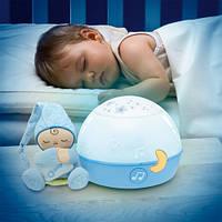 Игрушка проектор Звезды для мальчиков Chicco (02427.20)
